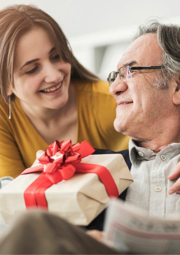 Geschenk für besondere Personen