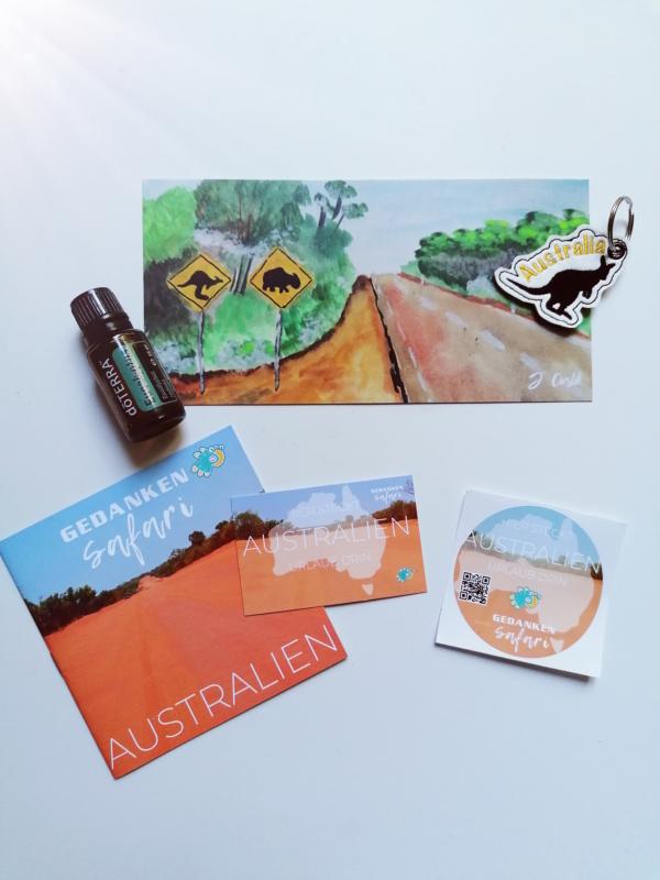 Produkte GedankenSafari Australien