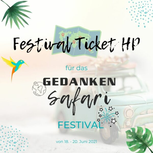 Halbpension Festival Ticket