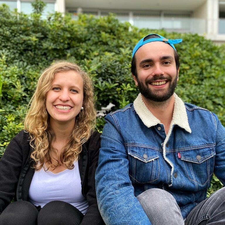 Nina und Nils von Neverfalls