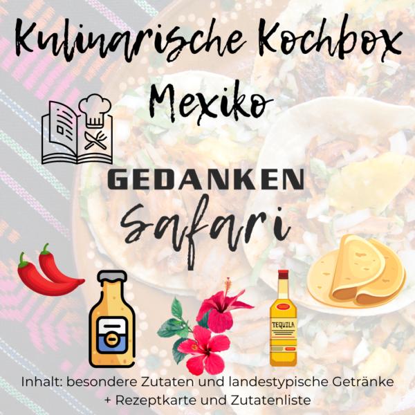 Kochbox Mexiko