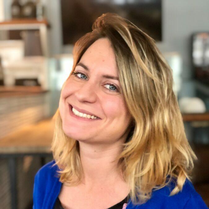 Speaker Simone Tieber