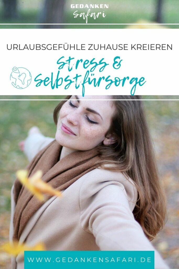 Stress & Selbstfürsorge