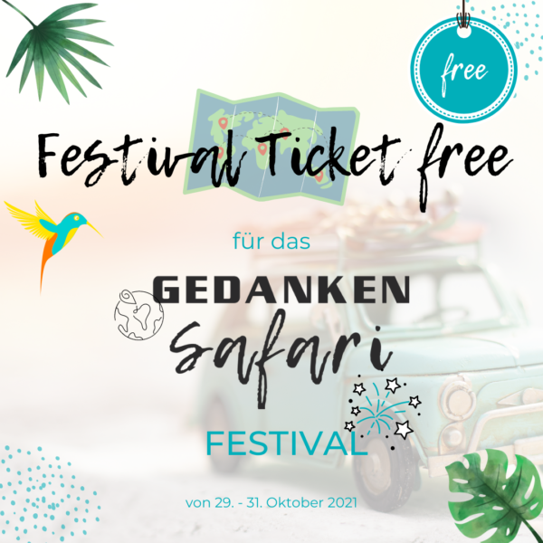 Festival Ticket for free