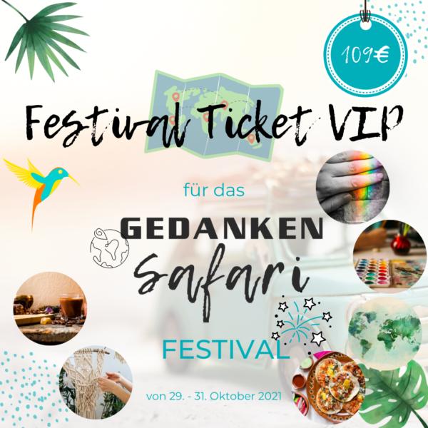 Festivalticket VIP